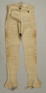 , История брюк: разноцветные брюки в 12 веке, как писк моды