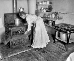 , Влияние промышленной революции на историю кухни