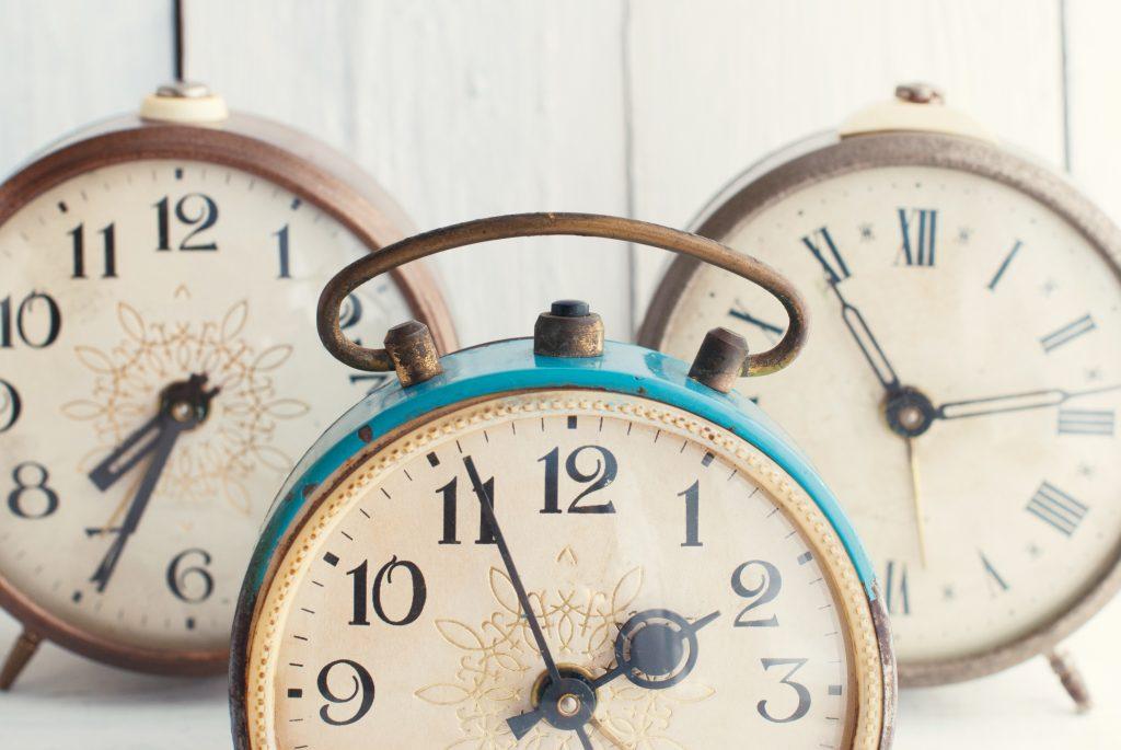 , История происхождения часов