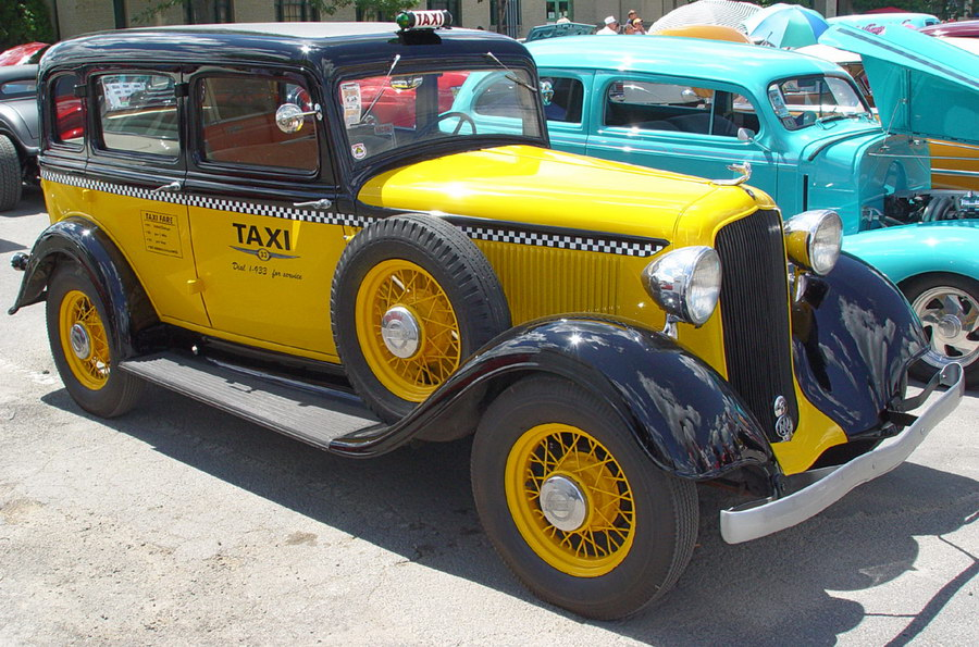 , История возникновения такси
