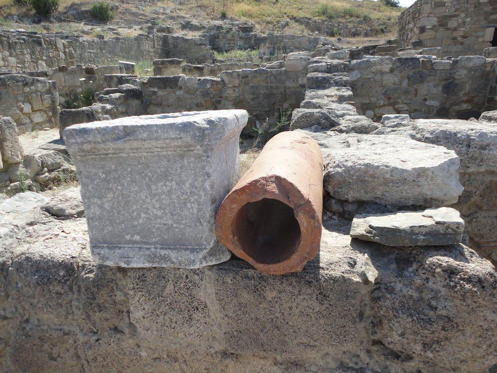 , История возникновения канализации